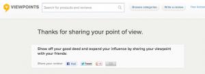 Sharing and reviews