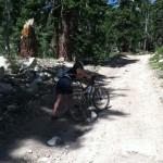 Mountain bike detours, epic single track, and the entrepreneurial path