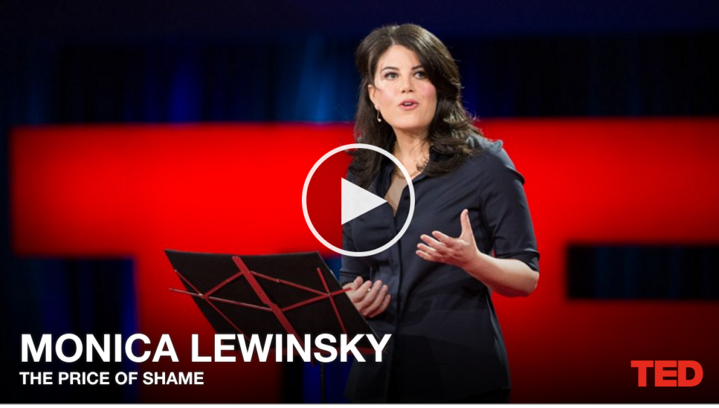 Taking Control of the Narrative Like Monica Lewinsky, (Finally)
