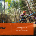 Amanda Batty: The ROI of Mt. Bike Racing vs Giving Shit Away